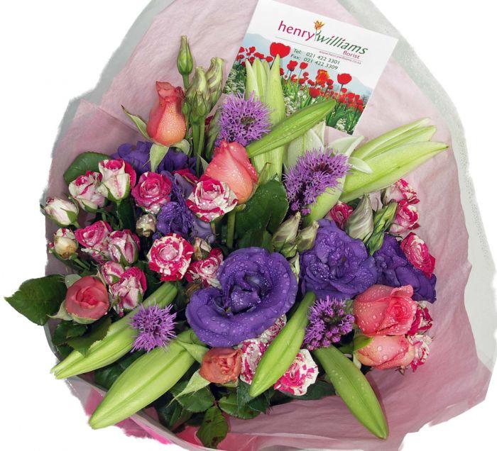Cool Pastels Bouquet