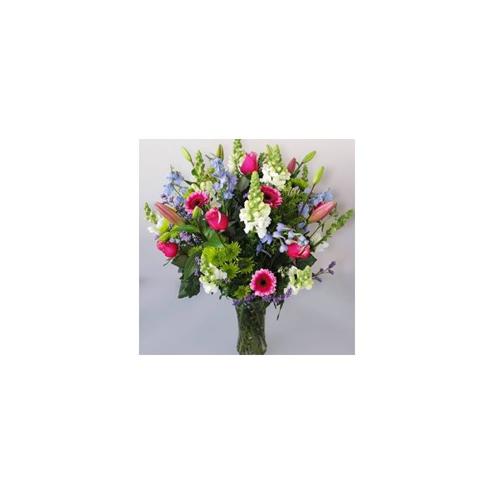 Seasonal Bliss vase