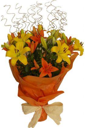 Florists Lily Bouquet