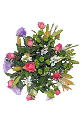 Seasonal everyday flower bouquet