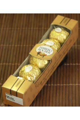 Ferrero Rocher box of 5 chocolates