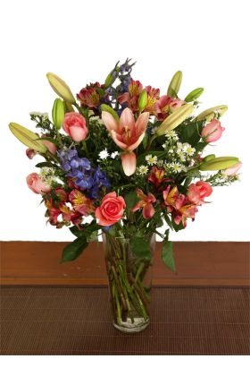 Florists Pastel Blush
