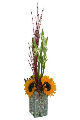 Freedom flower arrangement