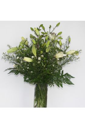 Florist Lilly Vase