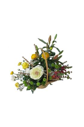 Fellows Basket Arrangement