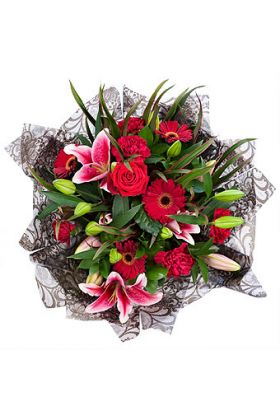 Florist Stargazer Bouquet