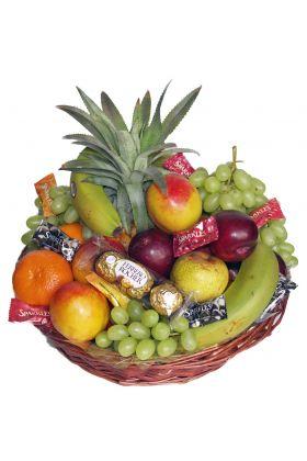 Summer Fruit Basket Ferrero