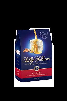 Sally Williams Almond Nougat 125grm